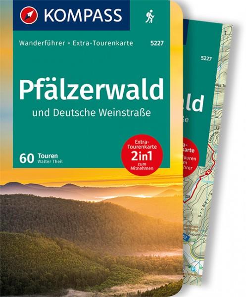 KOMPASS Wanderführer Pfälzerwald