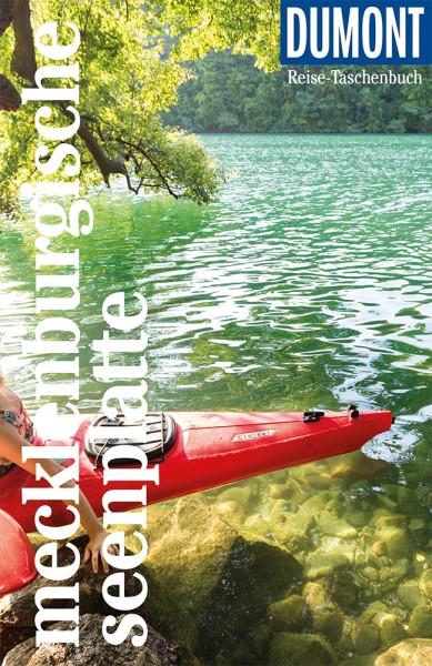 DuMont Reise-Taschenbuch Mecklenburg. Seenplatte