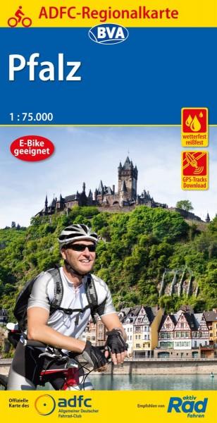 ADFC Regionalkarte Pfalz