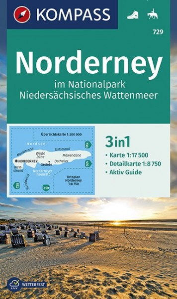 Kompass WK Insel Norderney