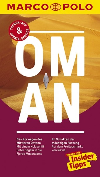 MP Reiseführer Oman