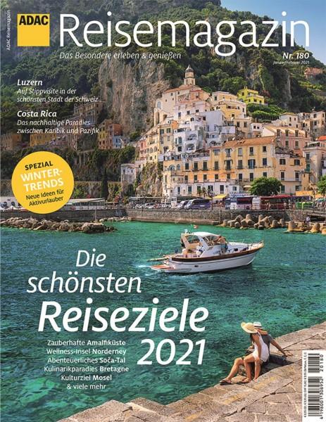 ADAC Reisemagazin - Ausgabe 06/2020