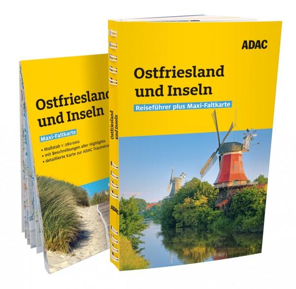 ADAC Reiseführer plus Ostfriesland und Inseln