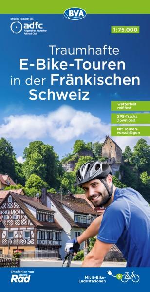ADFC Traumhafte E-Bike-Touren Fränkische Schweiz