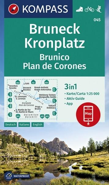 Kompass WK Bruneck-Kronplatz