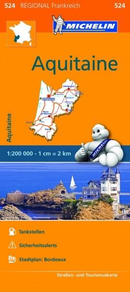 Michelin KR Aquitaine