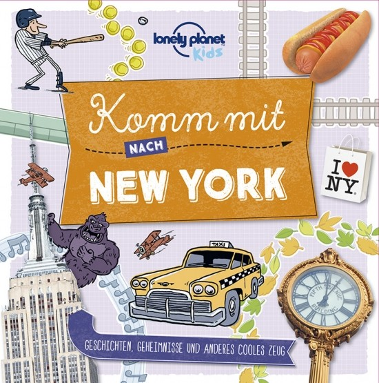 LP Kids Komm mit nach New York