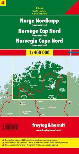 F&B AK & FZK Norwegen Nordkap