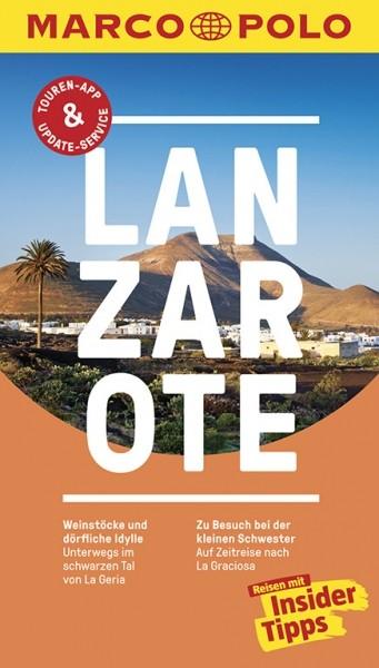 MP Reiseführer Lanzarote