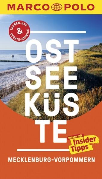 MP Reiseführer Ostseeküste/MV