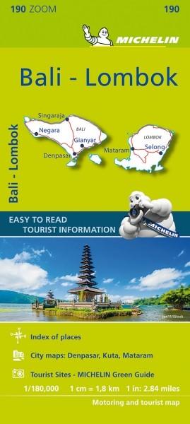 Michelin - Bali & Lombock
