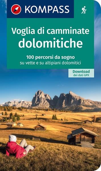 KOMPASS Wanderlust Dolomiti