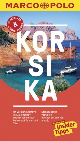 MP Reiseführer Korsika