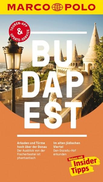 MP Reiseführer Budapest