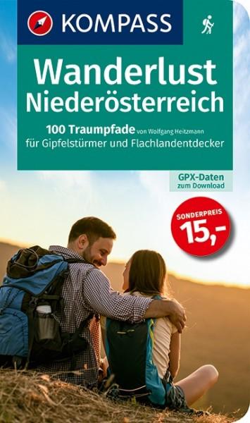 KOMPASS Wanderlust Niederösterreich