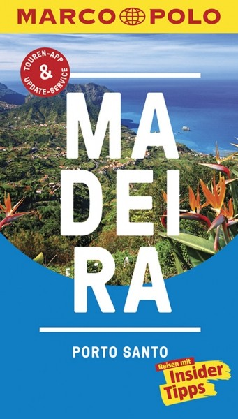 MP Reiseführer Madeira