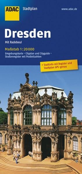 ADAC Stadtplan Dresden