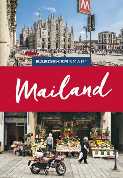 Baedeker SMART Reiseführer Mailand