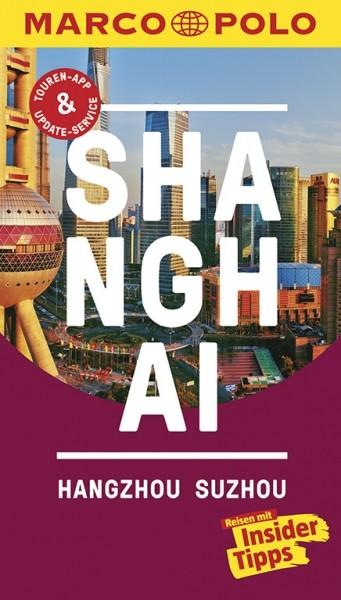 MP Reiseführer Shanghai