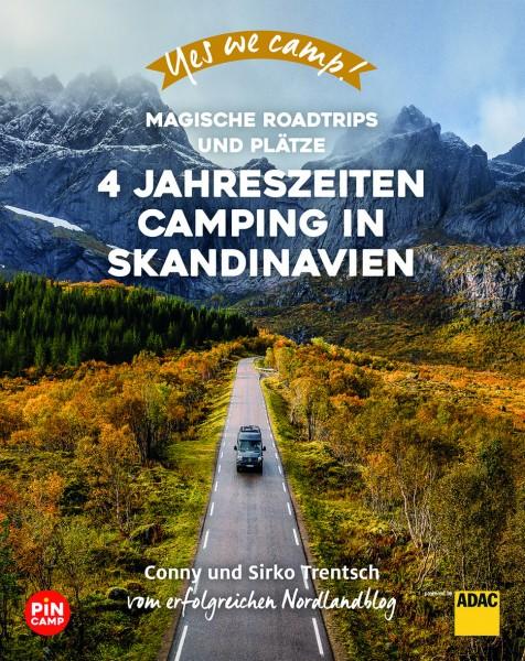 Yes we camp! 4-Jahreszeiten-Camping Skandinavien