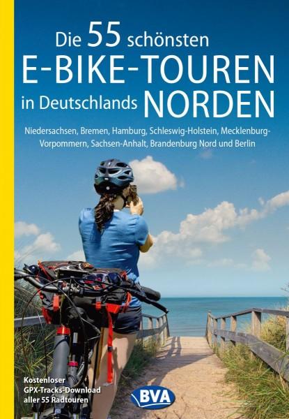 Die 55 schönsten E-Bike-Touren Deutschlands Norden
