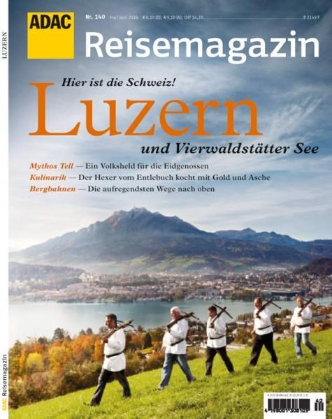 ADAC Reisemagazin Luzern