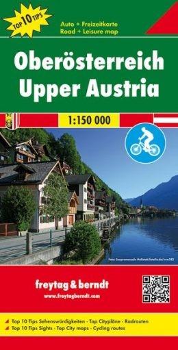 F&B Autokarten, Oberösterreich