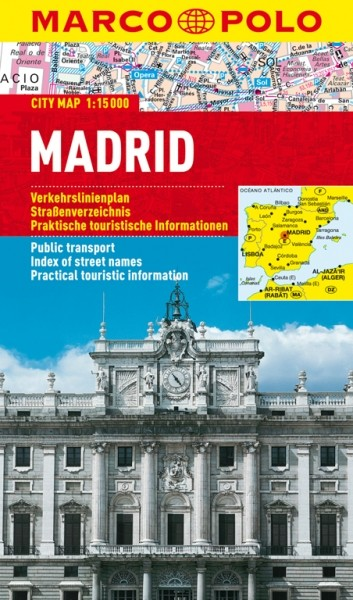 MP Cityplan Madrid