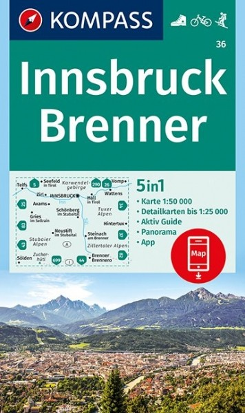 Kompass WK Innsbruck