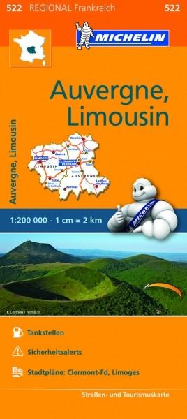 Michelin KR Auvergne, Limousin