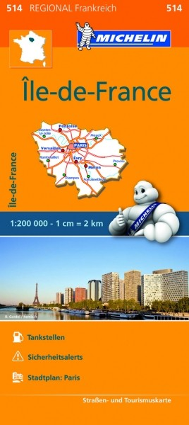 Michelin KR Ile de France