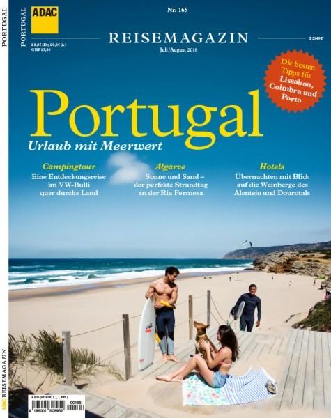 ADAC Reisemagazin Portugal