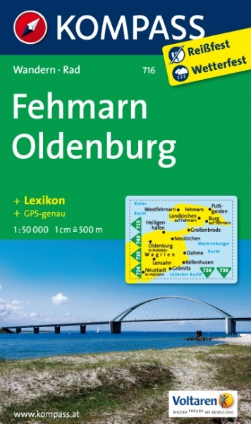 Kompass WK Fehmarn-Oldenburg