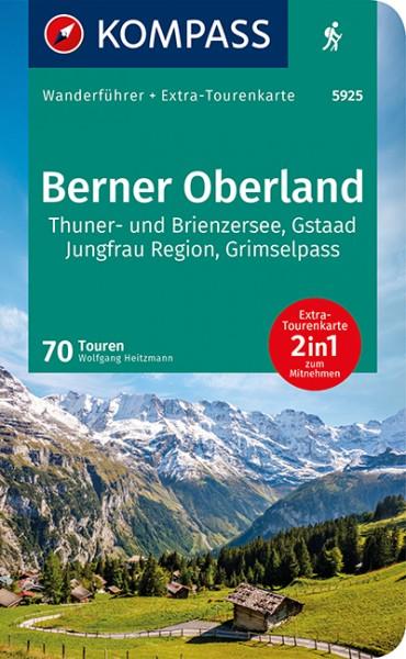 KOMPASS WF Berner Oberland
