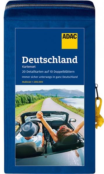 ADAC Straßen-Kartenset D 21/22