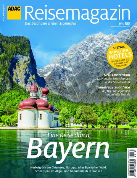 ADAC Reisemagazin 10/21 Bayern