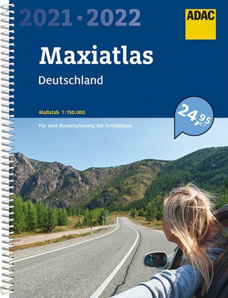 ADAC MaxiAtlas D 2021/2022