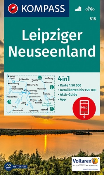 Kompass WK Leipziger Neuseenl.