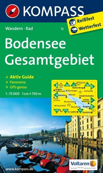 Kompass WK Bodensee Gesamt