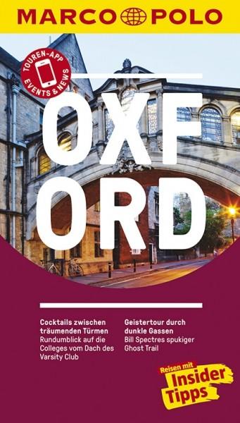 MP Reiseführer Oxford