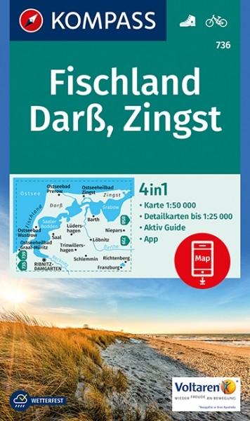 Kompass WK Fischland-Darss