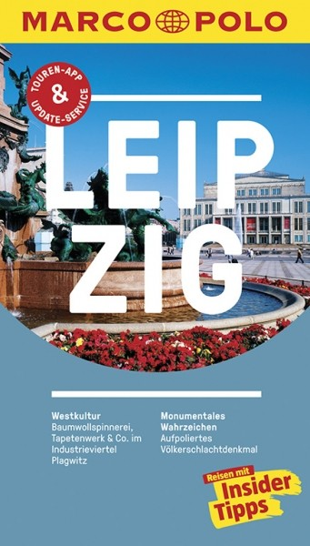 MP Reiseführer Leipzig