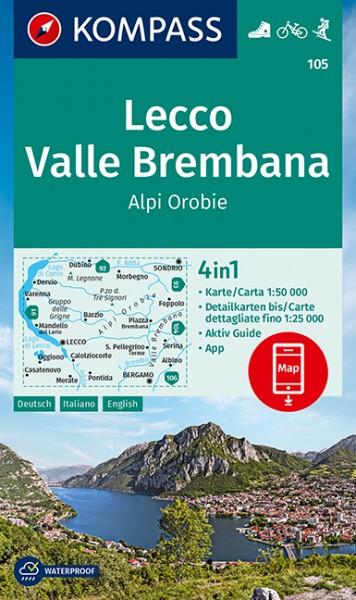KOMPASS WK Lecco, Valle Brembana, Alpi Orobie