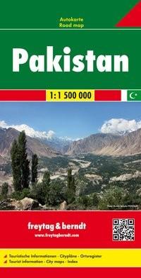 F&B Autokarte Pakistan