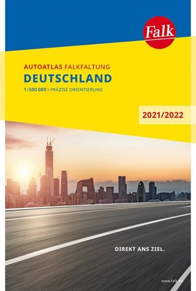 Falk Autoatlas D 2021/2022