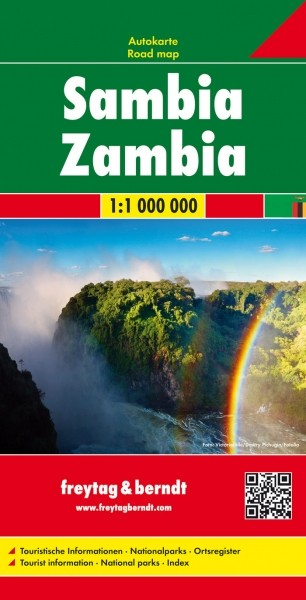 F&B Autokarte Sambia
