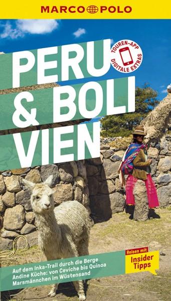 MARCO POLO RF Peru, Bolivien