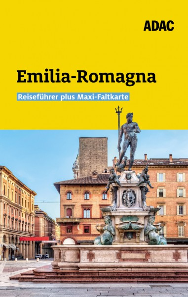 ADAC Reiseführer plus Emilia-Romagna
