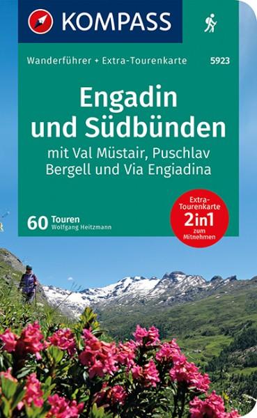 KOMPASS WF Engadin und Südbünden
