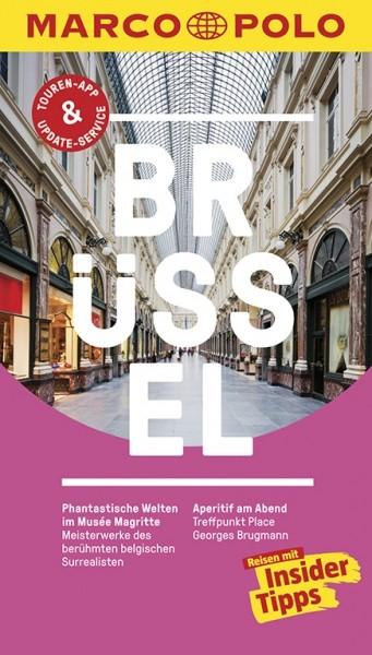 MP Reiseführer Brüssel